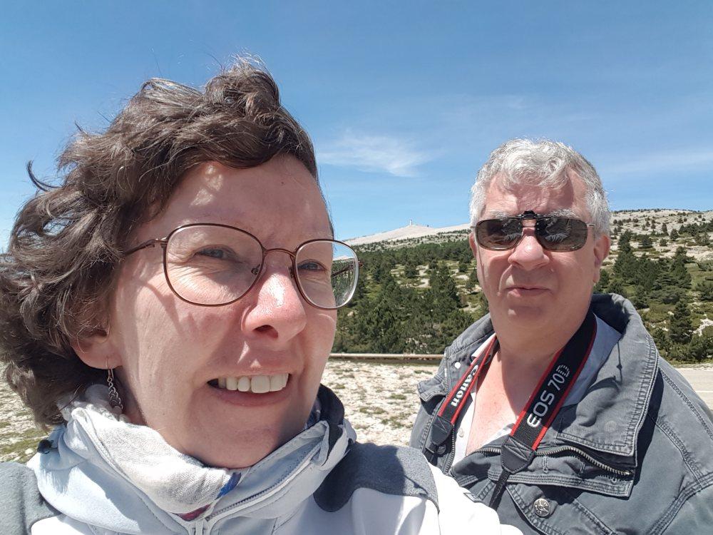 Autour du Mont Ventoux, juni 2017
